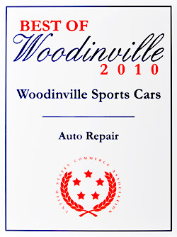 Best of Woodinville - Woodinville Sports Cars