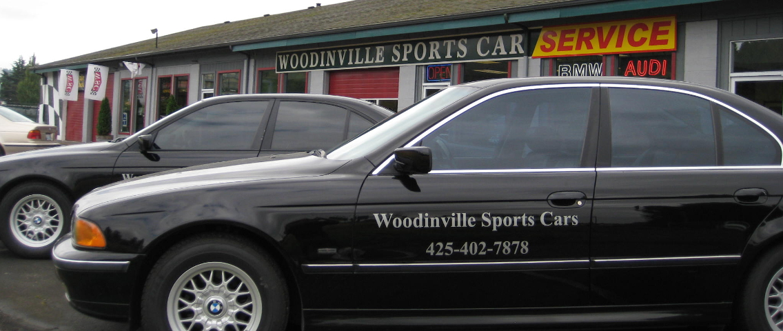 Woodinville Sports Cars - Loaner Car